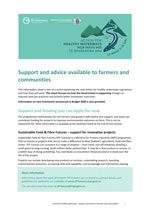 cover action for healthy waterways support advice available to farmers communities thumbnail